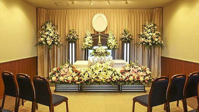 イメージ:様々なご葬儀に対応可能