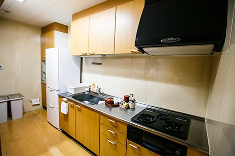 写真:キッチン(給湯室)