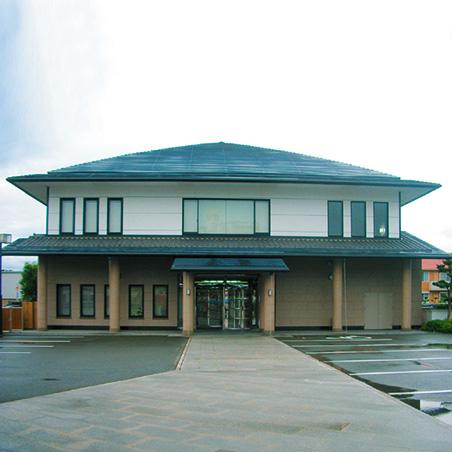 写真:古賀会館
