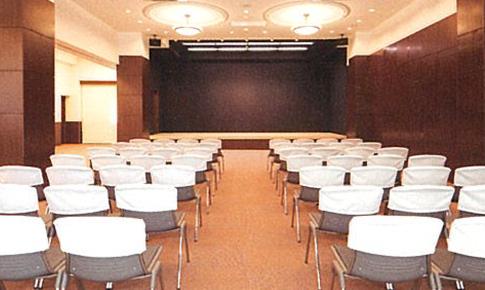 写真:あおやぎ橘会館 2階 大セレモニーホール
