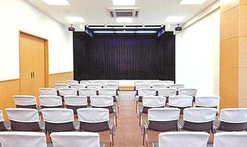 写真:あおやぎ橘会館 4階 中セレモニーホール