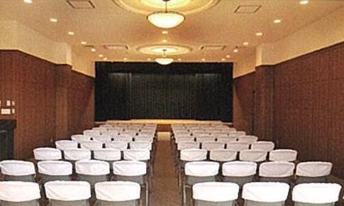 写真:あおやぎ若杉会館 2階 中セレモニーホール