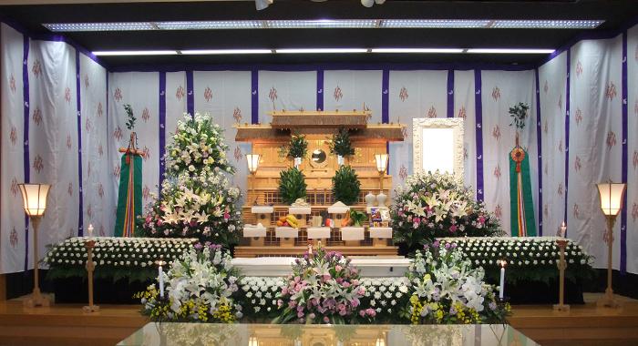 写真:神式祭壇2