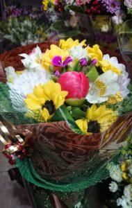 イメージ:お花のある生活