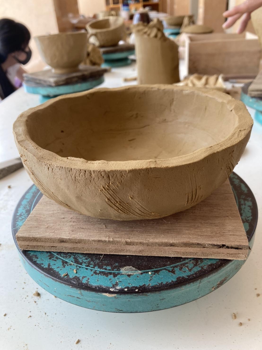 イメージ:初めての陶芸