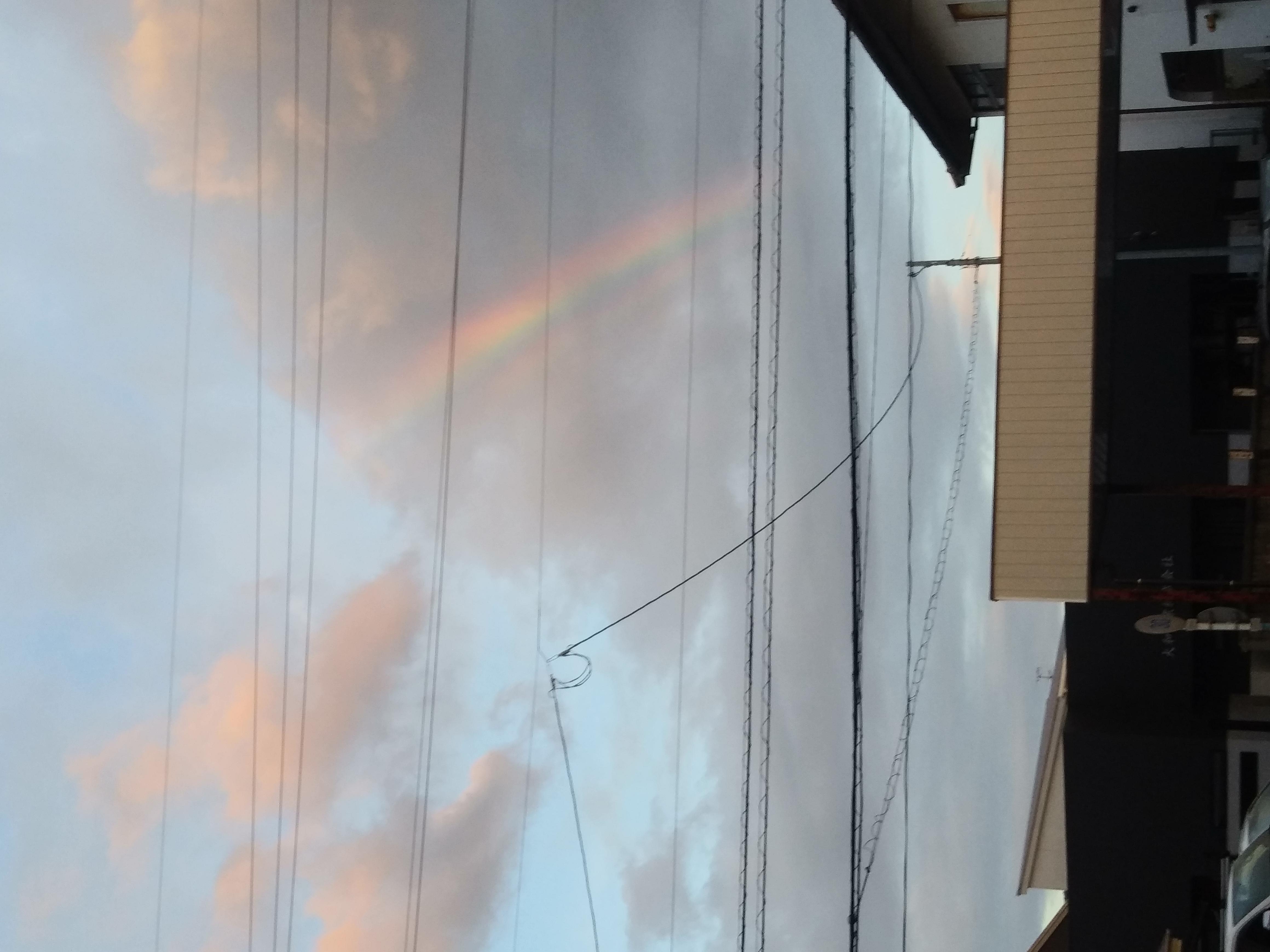 イメージ:虹